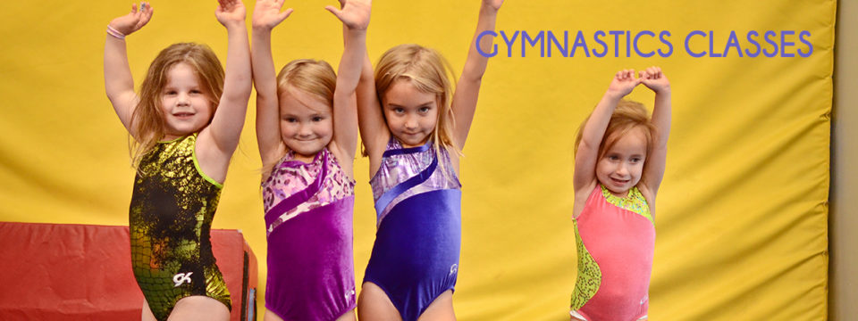 Gymnastics Classes (Recreational)